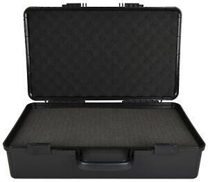 Citronic ABS445 Carry Flight Hard Case for Mixer or Microphone Mic + much more