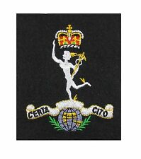 Badge Royal Corps of Signals Blazer Badge