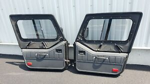 Jeep Wrangler Yj Half Doors Fits CJ7  CJ8  76-95
