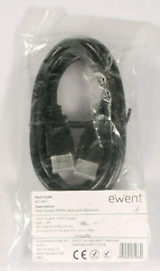 PRL) CAVO HIGH SPEED HDMI TYPE A M/M CABLE ETHERNET 1.8 m