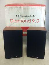 Wharfedale Diamond 9.0 Compact 2-Way Speakers