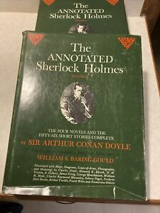 The Annotated Sherlock Holmes : 4 Novels And 56 Short Stories Volumes I And II