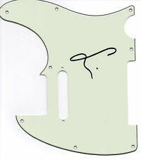 SIMON COWELL Personally Signed Guitar Scratch Plate X FACTOR COA