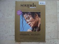 MICHAEL JACKSON SPECIAL cover magazine SOUNDS Collectors Edition