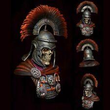 Centurion 1/9 Roman Legionar Resin Model Bust Historical Science Fiction Skull