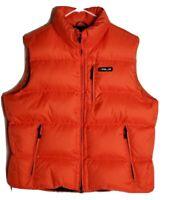 Ralph Lauren RLX Men XXL Down Puffer Vest Puffy Full Zip Roll Up Hood