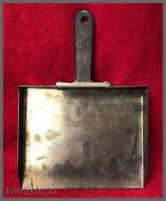 Non-Sparking Dust Pan Bronze Hand Held D-50 Ampco