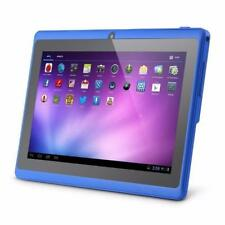 7'' A33 Google Android 4.4 Quad Core Dual Camera 16G WiFi Tablet Pad US Plug