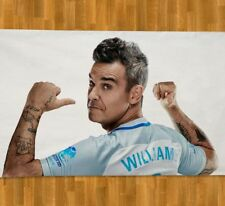 Robbie Williams Beach Towel NEW Summer 2018 Love My Life Candy