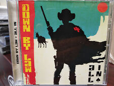 DOWN BY LAW - All In CD Punk Rock (Dag Nasty / All) Kung Fu Records