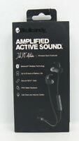 SKULLCANDY JIB XT Amplified Active Sound Wireless Earbuds Bluetooth S2JSW-M708