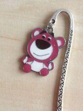 1 Lotso Toy Story Pink Bear bookmark