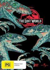 Jurassic Park - The Lost World (DVD, 2005) Jeff Goldblum, Julianne Moore