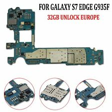 Carte Mère Motherboard Mainboard Pour Samsung Galaxy S7 Edge SM-G935F 32G Unlock