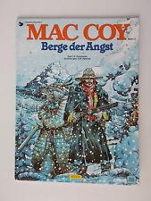 MAC COY, Band 13 - Berge der Angst - Ehapa, Comic / Z. 1