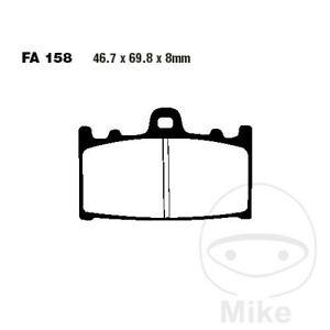 EBC FA Organic Front Brake Pads FA158 Husaberg FE 600 E Supermoto 2000
