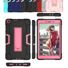 For Samsung Tab A 8.0 8 Inch Tablet SM-T290 T295 2019 Shockproof Case with Stand