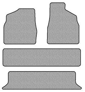 1999-2002 Mercury Villager 4 pc Set Factory Fit Floor Mats