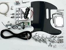 Telecaster Chitarra FULL BODY + collo le parti hardware KIT. aggiungere soltanto un collo e corpo