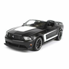 Maisto 1/24 Ford Mustang Boss 302 Car Model Alloy Toy Collection Boys Gift Black