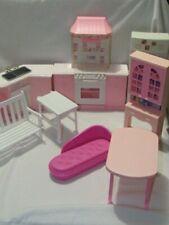 Vintage Mattel Barbie Assorted Kitchen Appliances Furniture and Accessories Lot