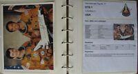 s1859) Raumfahrt Space Kosmos Space Shuttle Sammlung STS 1 -8  mit Autographen