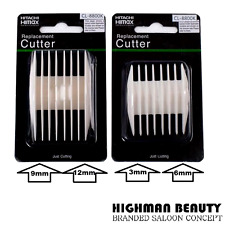 Hitachi Attachments Combs for CL-8800K  Hair Clipper MADE IN JAPAN