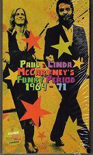 Paul McCartney & Linda Funky Period 1961-71 --- 4  CD s    BOX Set
