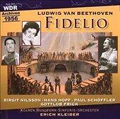 LUDWIG VAN BEETHOVEN: FIDELIO USED - VERY GOOD CD
