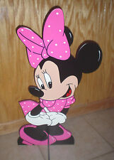 Pink Minnie Mouse stand up #2 children's birthday party decorations supplies