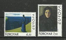 CEPT 1996/ Farör MiNr 296/97 **