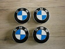 ❌ 4x BMW Alufelgen Nabenkappen Nabendeckel Felgendeckel Felgenkappen 68mm NEU ❌