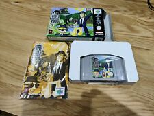 BLUES BROTHERS 2000 NINTENDO 64 GAME PAL EUR COMPLETE WITH MANUAL GOOD CONDITION