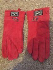 Ugg Suede Gloves