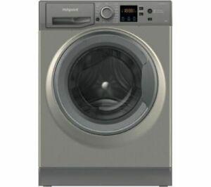 HOTPOINT NSWR 943C GK UK 9 kg 1400 Spin Washing Machine - Graphite