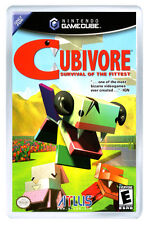 CUBIVORE SURVIVAL OF THE FITTEST NINTENDO GAMECUBE FRIDGE MAGNET IMAN NEVERA
