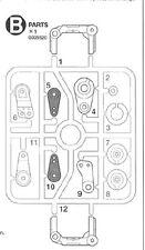 Tamiya B-Teile Lenkung/Servo Saver CC-01 - 300005520