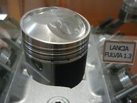 pistoni stampati pistons forged kolben lancia fulvia 1.3-1.4-1.6 78 77,5 82,5