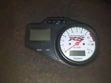 Triumph rs sprint clocks
