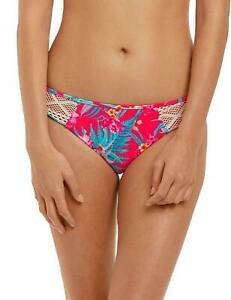 Freya Wild Sun Bikini Brief Bottoms 2884 Womens Swimwear Tropical Punch