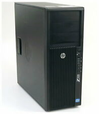 HP Z220 Xeon Quad Core E3-1270 v2 4x 3,5GHz 16GB 1TB Quadro K2000/2GB Tower
