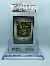 YUGIOh 1998 Japanese DM1 Dinosaur Wing PSA 8 NM-MINT