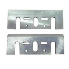 """Replacement 3 1/4"""" Wide Planing Blades for Dewalt Power Planer"""