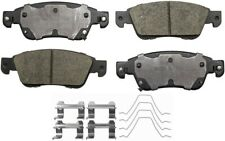 Front Disc Brake Pad Set Monroe Brakes GX1287 For Infiniti G35 G37 Q60