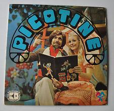 PICOTINE LP Record Quebec Television 1970s Radio Canada