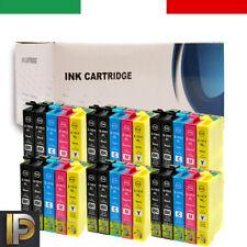 Kit 30 cartucce Per Epson XP322 XP325 XP402 XP405 XP412 XP413 XP415 XP422 XP425