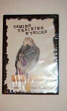 TAMING TRAINING & TRICKS VOLUME 11 DVD (BRAND NEW) FREE SHIPPING