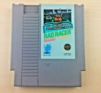 NES RAD RACER Nintendo Video Game Cartridge Only TESTED