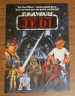 Seltene Werbung Clipper Kenner Star Wars ROTJ Toys zum Kinofilm Niederlande 1983