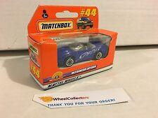 Matchbox * Mitsubishi Spyder #44 * BLUE * A3